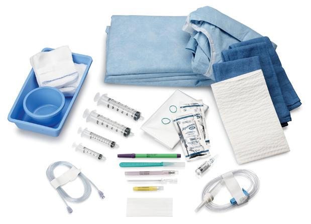 Catheter Procedure Packs
