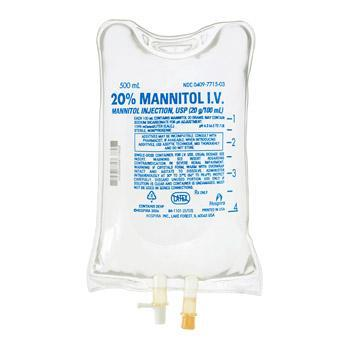 Mannitol Solutions