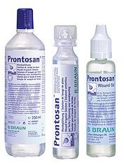 Prontosan Wound Products