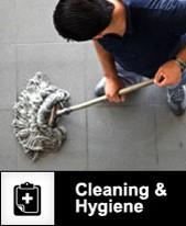 Cleaning and Hygiene