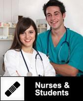 Nurses and Students