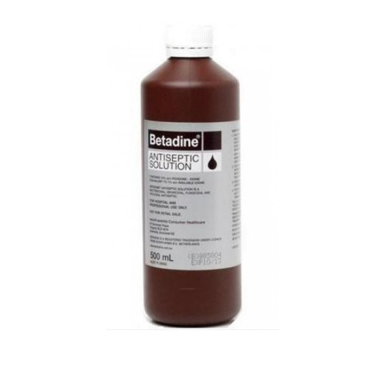 Betadine Antiseptic Betadine Antiseptic Solution