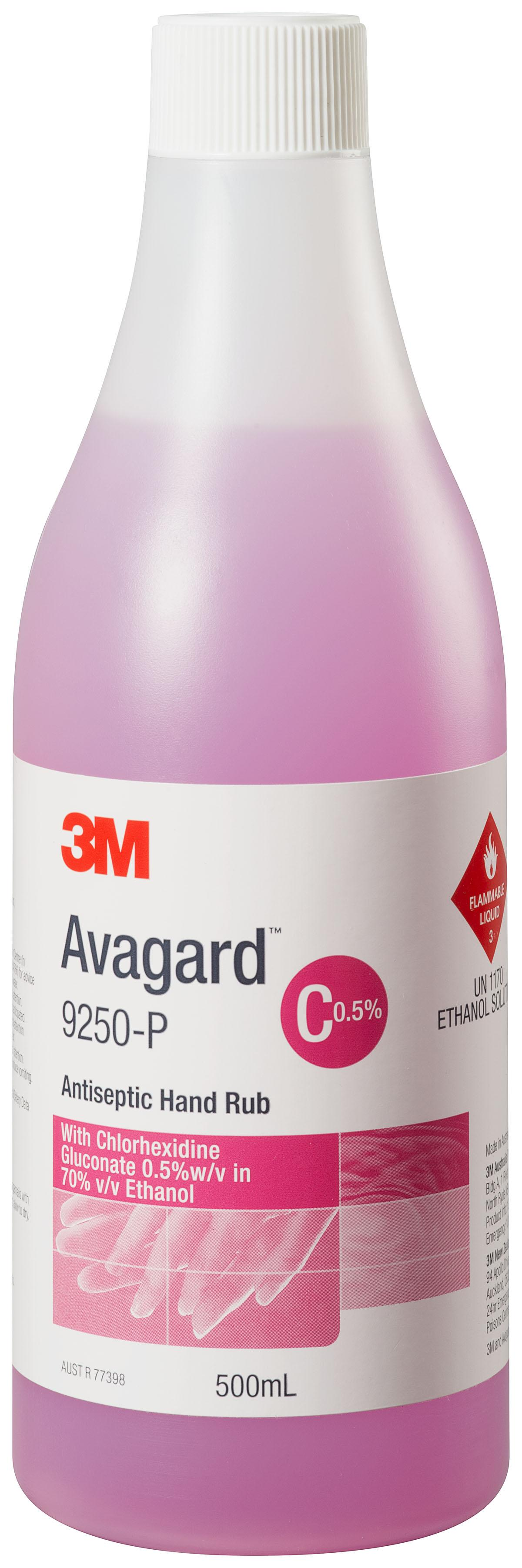 AVAGARD ANTISEPTIC H/RUB (9250P)   500ML
