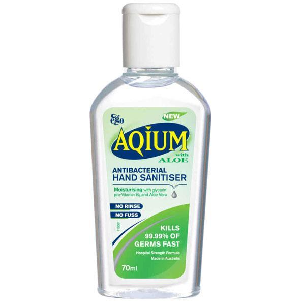 AQIUM GEL WITH ALOE VERA (EGO)  60ML   EA
