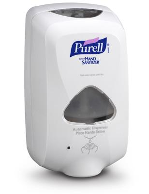DISPENSER TOUCHLESS PURELL/GOJO (GJ2740-12/FOL ) EA