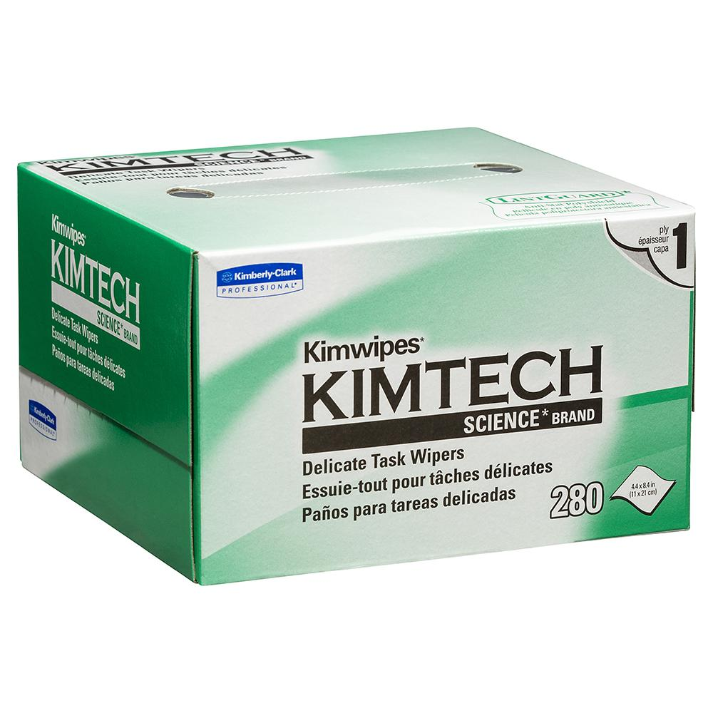 KIMWIPES DELICATE TASK WIPERS (34120) BOX/280