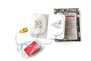 DEFIB TRAINING PADS FOR FR2/AED (07-10900) SET