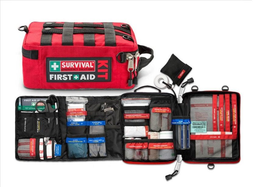 PREMIUM ULTIMATE FIRST AID KIT