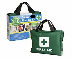 FIRST AID KIT MOBILE WITH FULL CONTENTS EA
