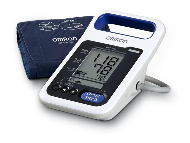 OMRON PROFESSIONAL (HBP1300) BLOOD PRESSURE MONITOR