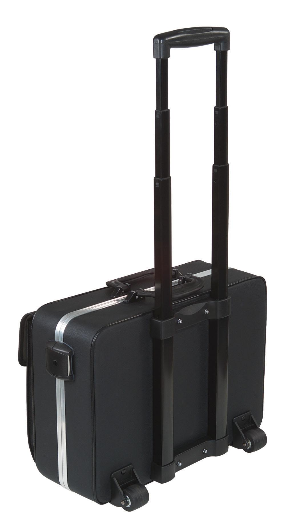 DRS BAG BOLLMANN NOVA TROLLEY BLACK (1.18.321)