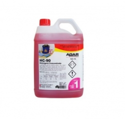 FLOOR CLEANER HC90 5LTR                      EACH