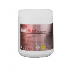 ANTIRUST POWDER 500GM TUB                 EACH