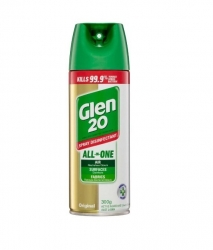 GLEN 20 SPRAY DISINFECTANT 175G           EACH