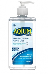 AQIUM GEL (EGO)  C/W PUMP              375ML