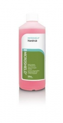 MICROSHIELD ANTISEPTIC HANDRUB (70000367) 500ML - Click for more info