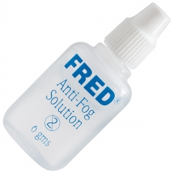 FRED ANTI-FOG SOLUTION KIT (22050)           EACH