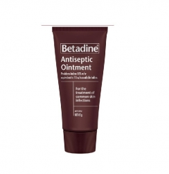 BETADINE OINTMENT                  65GM    TUBE