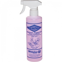 VIRACLEAN SPRAY TRIGGER 500ML BOTTLE EA - Click for more info