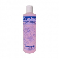 VIRACLEAN SQUEEZE PACK FLIP LID BOTTLE  500ML EA - Click for more info