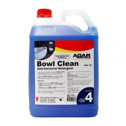 AGAR BOWL CLEAN 5LTR (10890)                  EACH