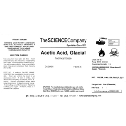 ACETIC ACID SOLUTION 3% 100ML