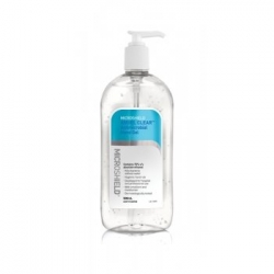 MICROSHIELD ANGEL CLEAR ANTIMICROBIAL H/GEL 500ML EA - Click for more info