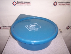 CIDEX DISINFECTING ROUND TRAY  (82032) EA