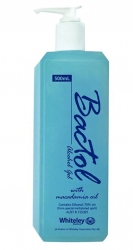 BACTOL ALCOHOL HAND GEL BLUE 500ML     BLT - Click for more info