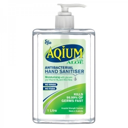 AQIUM GEL WITH ALOE VERA (EGO) 1LTR *ETA 10/20*