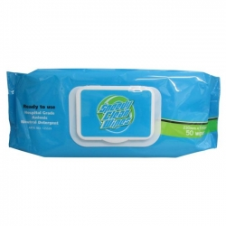 SPEEDY CLEAN FLAT PK WIPES (190333) PACK/50