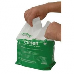 CLINELL UNIVERSAL WIPES REFILL (CW225R) 225