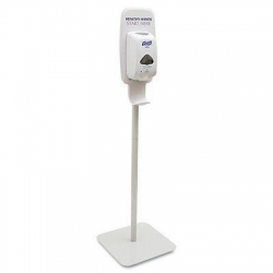 PURELL TFX FLOOR STAND GREY (GJ2424DS)  EACH