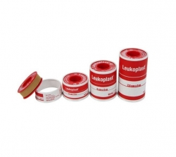 LEUKOPLAST ZINC OXIDE RED 5CM (1524)    EACH