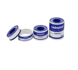 LEUKOPLAST W/PROOF BLUE 1.25CM (2321) EACH