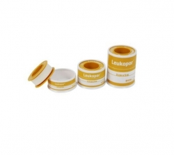 LEUKOPOR HYPOALLERGENIC 25MM (02454-00) BOX/12