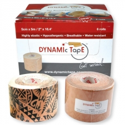 TAPE DYNAMIC 75MM BEIGE TATTOO (DYNA7CMPL4) EACH