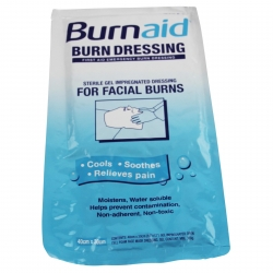 BURNAID FACE MASK 40X30CM (BDF1) EA