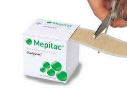 MEPITAC SILICONE TAPE (298400) 4CMX1.5M ROLL