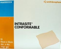 INTRASITE CONFORMABLE 10X10CM (324)      EACH