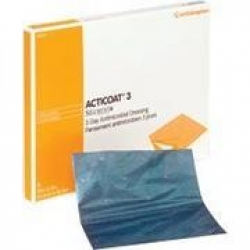 ACTICOAT DRESSING 3 DAY 5X5CM (66000808) BX/5