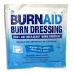 BURNAID BURN DRESSING 10X10CM              EACH