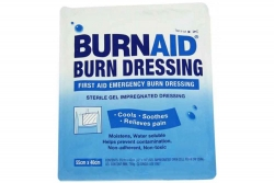 BURNAID GEL DRESSING 55CMX40CM    EACH