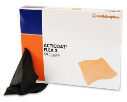 ACTICOAT FLEX 3 DAY DRESSING 5X5CM (0396) BOX/5