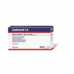 LEUKOMED N/ADH LOW ADHERENT 10X20CM (7328902) BOX/50