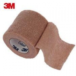 BANDAGE COBAN COHESIVE 50MMX4.5M (1582) ROLL