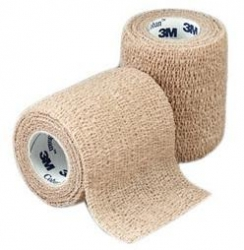 BANDAGE COBAN COHESIVE ST 150MM (1586S) ROLL