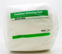COMBINE ROLL GAUZE COVERED (2906350) 20CMX10M   ROLL
