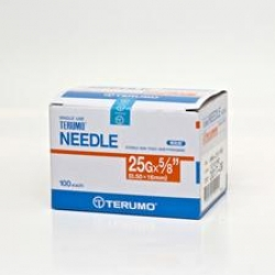 19  Injection and Fluids for Injection, Needles, Terumo Range