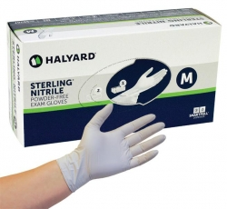 GLOVE NITRILE STERLING X-SMALL (13938)  BOX/200